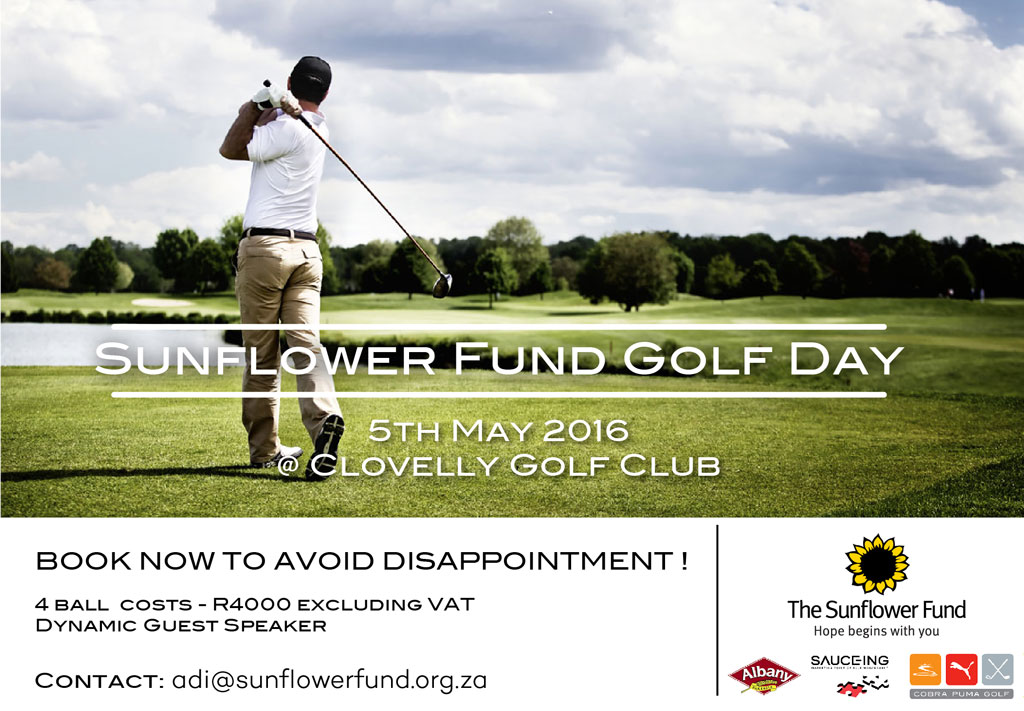 the-sunflower-fund-charity-golf-day