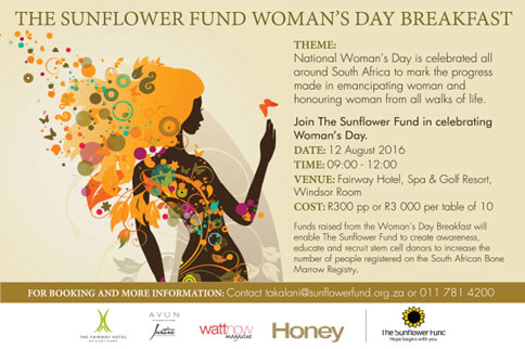 the-sunflower-fund-womens-day-breakfast-featured